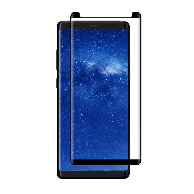 3D защитное стекло для Samsung Galaxy Note 8 (N950) New Desine - Black