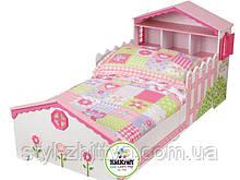 """Дитяче дерев'яна яні ліжко """"Будиночок"""" від Kidkraft"""