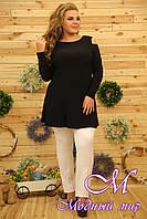 Женская нарядная кофточка большие размеры (р. 48-90) арт. Миладо