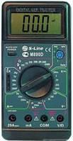 DT-890D мультиметр многофункциональный цифровой со звуком с дисплеем с автовыключением