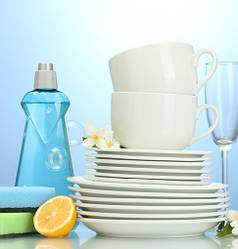 Средства для мытья посуды