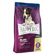 Корм для взрослых собак Mini Irland малых пород (до 10 кг)4,0кг супер-премиум (60111) Happy Dog (Хэппи Дог)