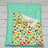 Непромокаемая пеленка для новорожденных 40х50 -01, фото 2