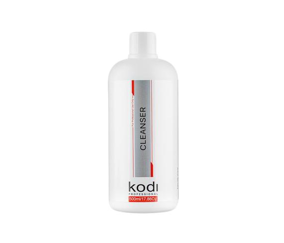 Жидкость для снятия липкого слоя коди Cleanser Kodi 500ml