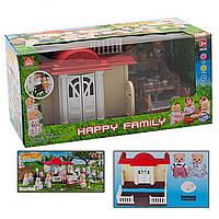 Животные флоксовые Happy Family 012-04