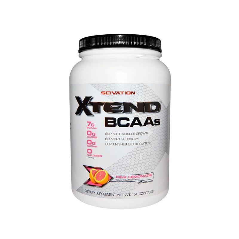 БЦАА Scivation  BCAA Xtend (1,2 кг) икстенд скайвейшн fruit punch