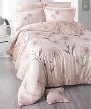 Комплект постельного белья  Clasy сатин размер семейный LOOP-V1