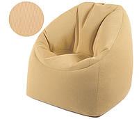 """Кресло мешок """"Ортопедическое"""" М-75*90 см из ткани Оксфорд"""