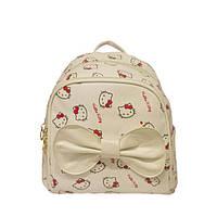 """Детский рюкзак """"Hello Kitty"""" 4831 Белый (22*21*11) купить оптом со склада"""