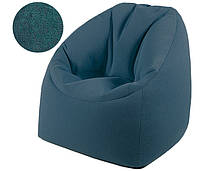 """Кресло мешок """"Ортопедическое"""" М-75*90 см из ткани Велюр El Dorado"""