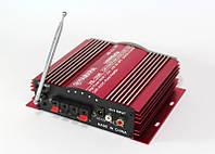 Усилитель звука AMP 100, усилитель мощности звука