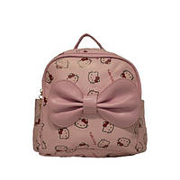 "Детский рюкзак ""Hello Kitty"" 4831 Розовый (22*21*11) купить оптом со склада"