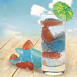 Многоразовый лед Кубики, Набор 12 шт. Охладитель напитков Cubes Ice, фото 6