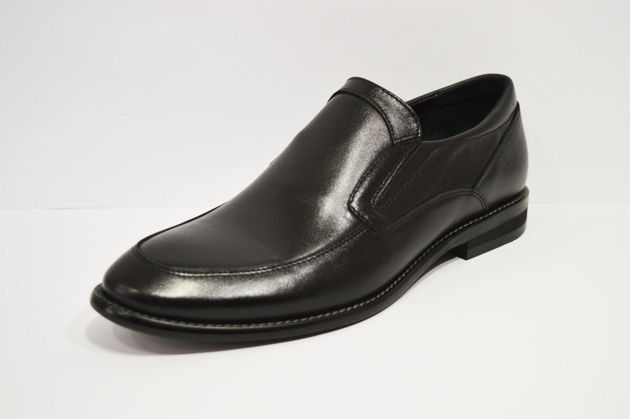 Туфли мужские кожаные Faber