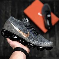 Мужские кроссовки Nike VaporMax Explorer Dark, Реплика, фото 1