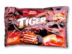 Конфеты в пакете Mister Choc Tiger mini 300 g