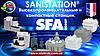 SFA SANISTATION - высокопроизводительные и компактные станции для принудительной канализации любых сточных вод