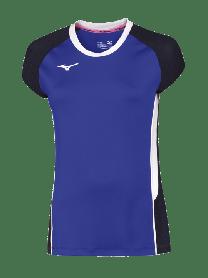 Футболка волейбольная Mizuno Premium High-Kyu Tee (W) V2EA7202-22
