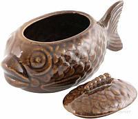 Икорница Рыбка 250 мл 33-024