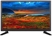 "Телевизор LCD LED 24"" DVB - T2 12v/220v HDMI"