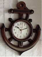 Часы в виде якоря настенные дом/офис Sirius SI-005