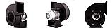 Turbo DE 160 1F вентилятор радиальный, фото 3