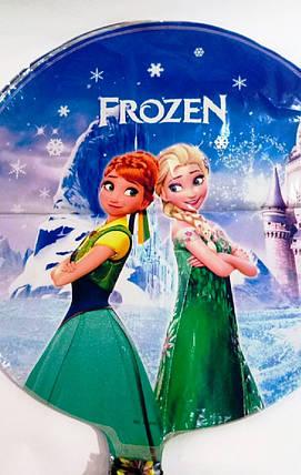 """Фольгированный шар 18"""" """"Frozen"""" , фото 2"""