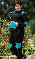 Спортивный костюм на флисе 764-1