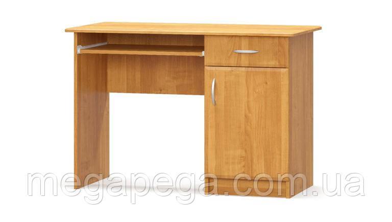 Письмовий стіл 1 тумбовий МДФ