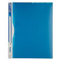 Папка-уголок А4 Axent 1481-07-A 5 отделений, голубая