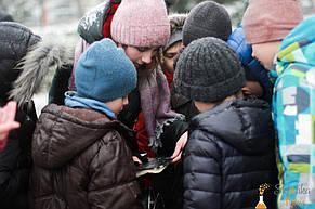 Детский квест в Киеве Формула Z в лимузине для Егора 11 лет  2.12.2017