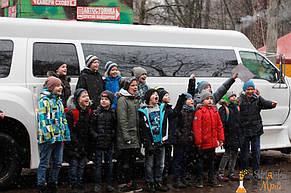 Детский квест в Киеве Формула Z в лимузине для Егора 11 лет  2.12.2017 4
