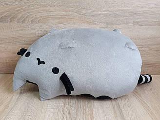 Мягкая игрушка-подушка Кот Пушин (ленивый) Pusheen - the cat ручная работа