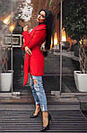 Женское кашемировое пальто на подкладке, фото 5