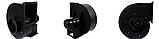 Вентилятор радиальный (центробежный) Turbo DE 230 1F, фото 2