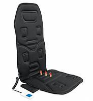 Массажная накидка автомобильная с подогревом Ultimate Speed UAMM 12 A1 / на сидение в авто