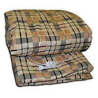 Электроодеяло двухспальное 150х165см / одеяло с подогревом