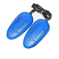 Электросушилка для обуви ультрафиолетовая антибактериальная SHINE / сушка для обуви от сети