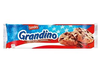 Печенье Sondey Grandino Chocolate Chip Cookies 150g