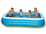 Детский надувной прямоугольный бассейн Intex 58484 183х305х56 см, фото 3