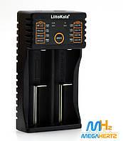 Зарядное устройство для аккумуляторов от сети Liitokala Lii-202 18650 АА/ААА и др.