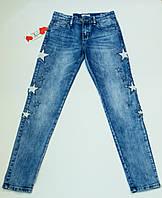 Стильные джинсы  для девочки   (8-16 лет)