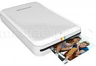 Принтер POLAROID Mini Zip Printer Bluetooth White