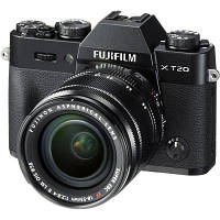 Цифровой фотоаппарат Fujifilm X-T20 + XF 18-55mm F2.8-4R Kit Black (16542816)