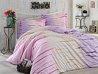 Комплект постельного белья, евро,поплин 200*220/2*50*70