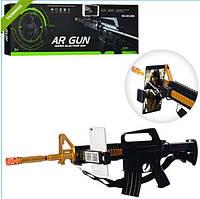 Игрушечный автомат дополнительной реальности AR GAME GUN AR-2385 джойстик / автомат пистолет игровой для телефона
