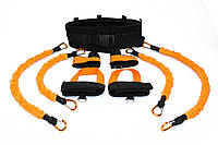 Тренажер Fight belt (файт белт) - борцовский пояс