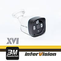 XVI-336WIDE Высокочувствительная видеокамера interVision