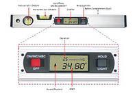 Цифровой электронный уровень 400мм 82102-400 строительный