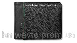 Чоловічий шкіряний гаманець Audi Sport men's Mini Wallet Leather